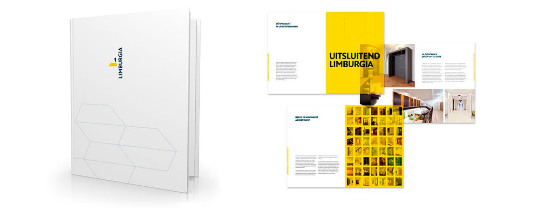 Ontwerp huisstijl Limburgia