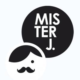 Ontwerp Logo Mister J