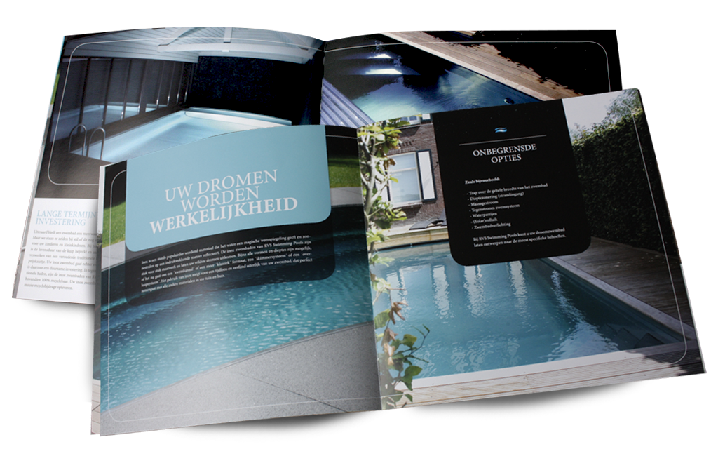Brochure RVS Swimmingpools