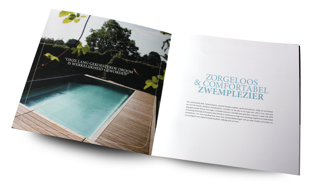 Brochure RVS Swimmingpools