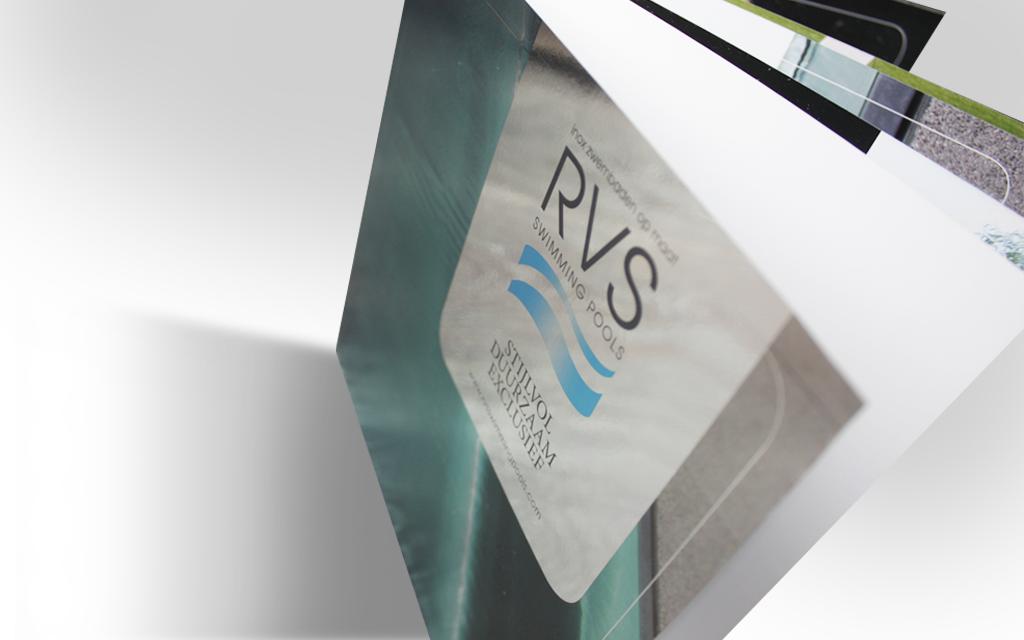 Cover brochure RVS Swimmingpools