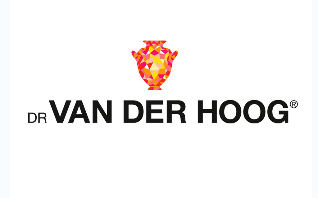 Ontwerp huisstijl Dr van der Hoog - logo