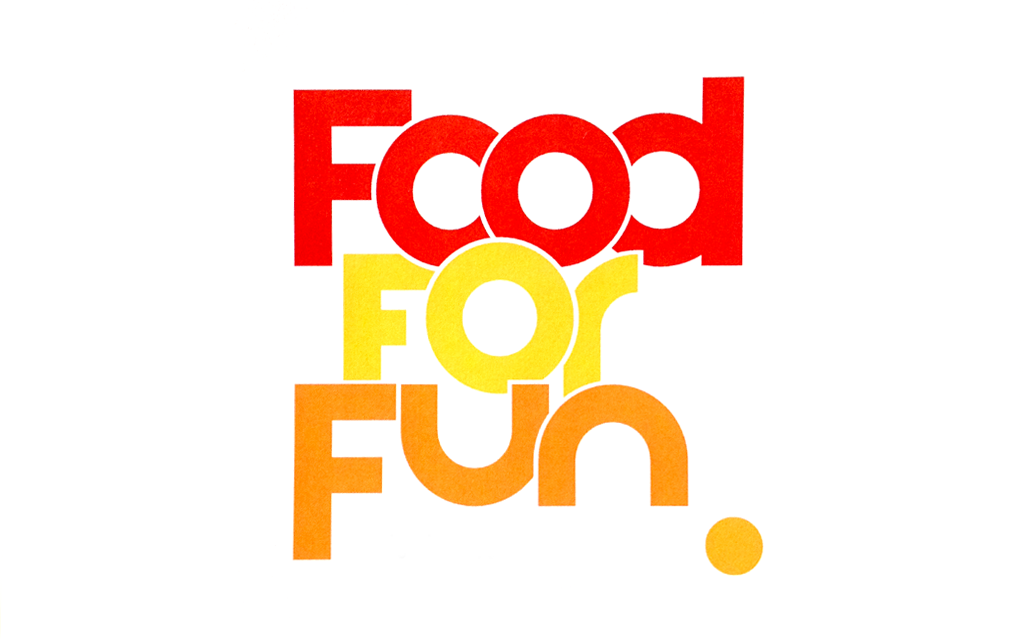 Ontwerp Logo Food For Fun