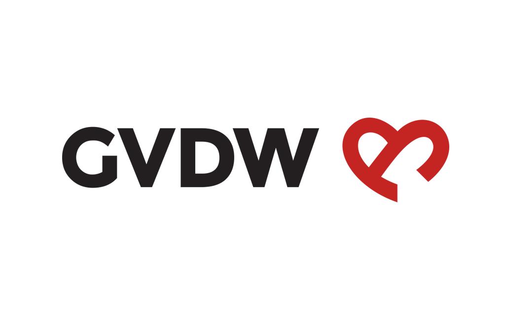 Ontwerp logo GVDW