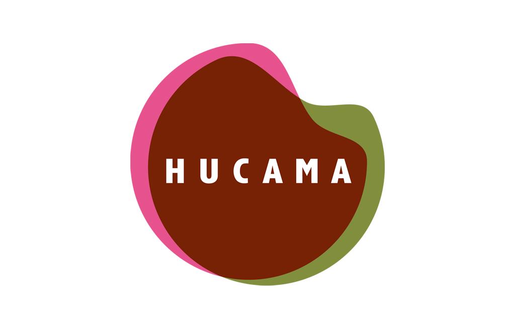 Ontwerp huisstijl Hucama - logo