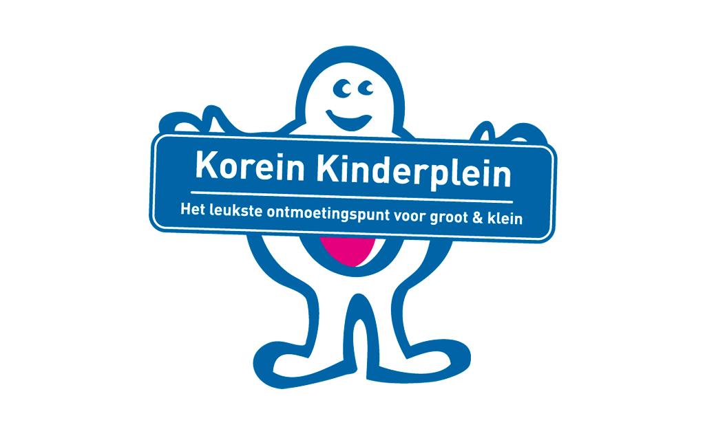 Ontwerp huisstijl Korein Kinderplein - logo