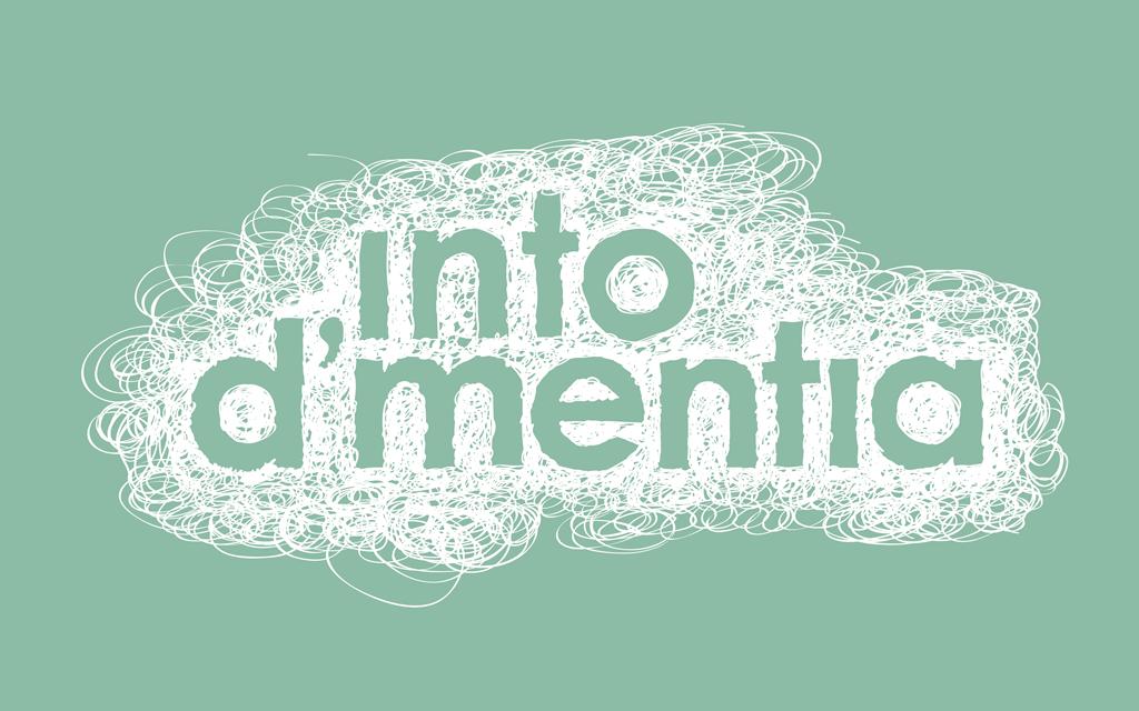 Ontwerp huisstijl Into d'mentia - logo