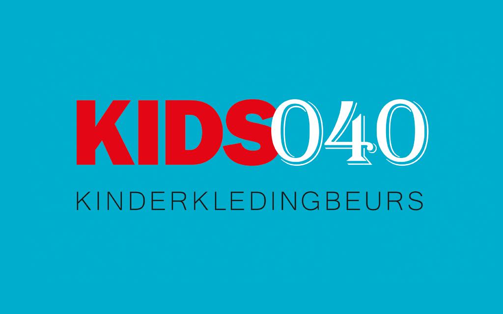 Ontwerp huisstijl Kids040 - logo