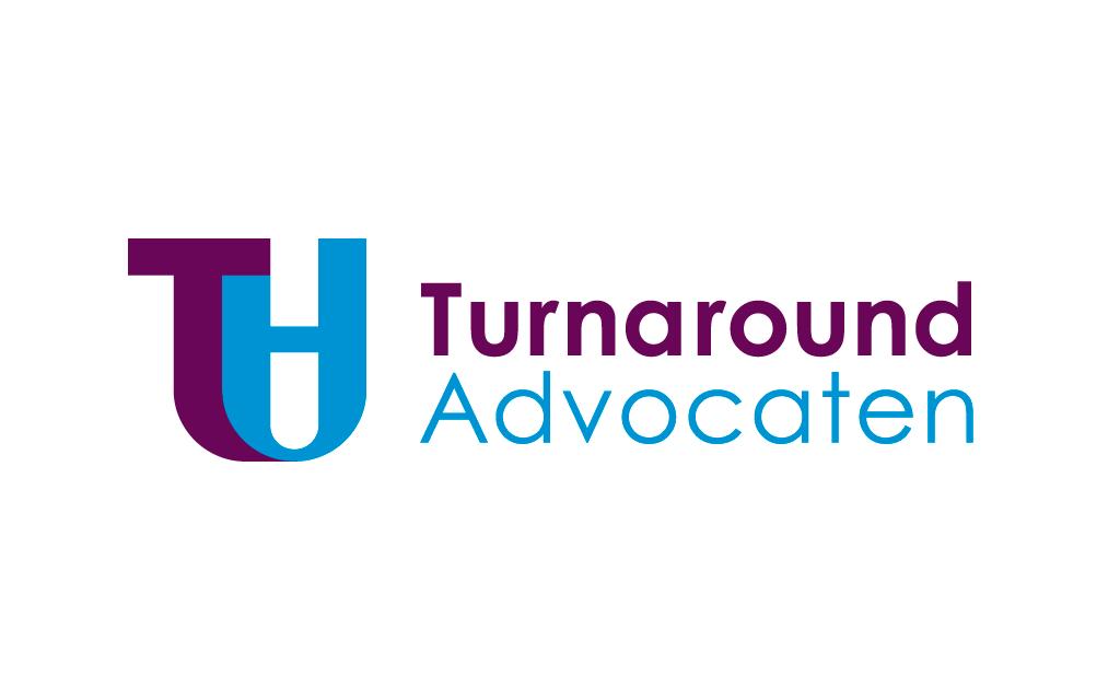 Ontwerp huisstijl Turnaround Advocaten - logo