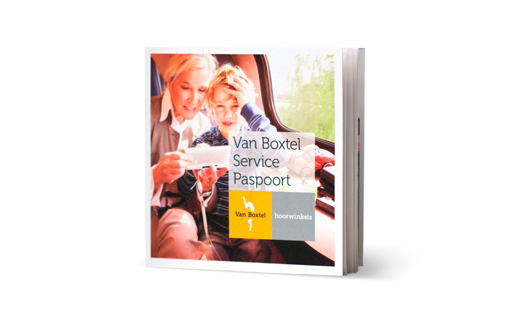 Paspoort Van Boxtel Hoorwinkels