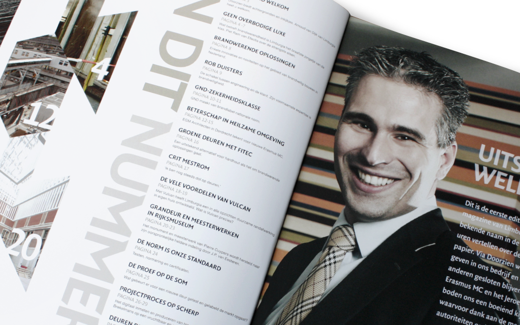 Magazine Limburgia