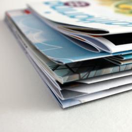 Magazines & brochures