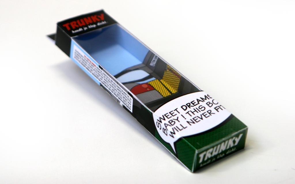 Verpakkingen Trunky