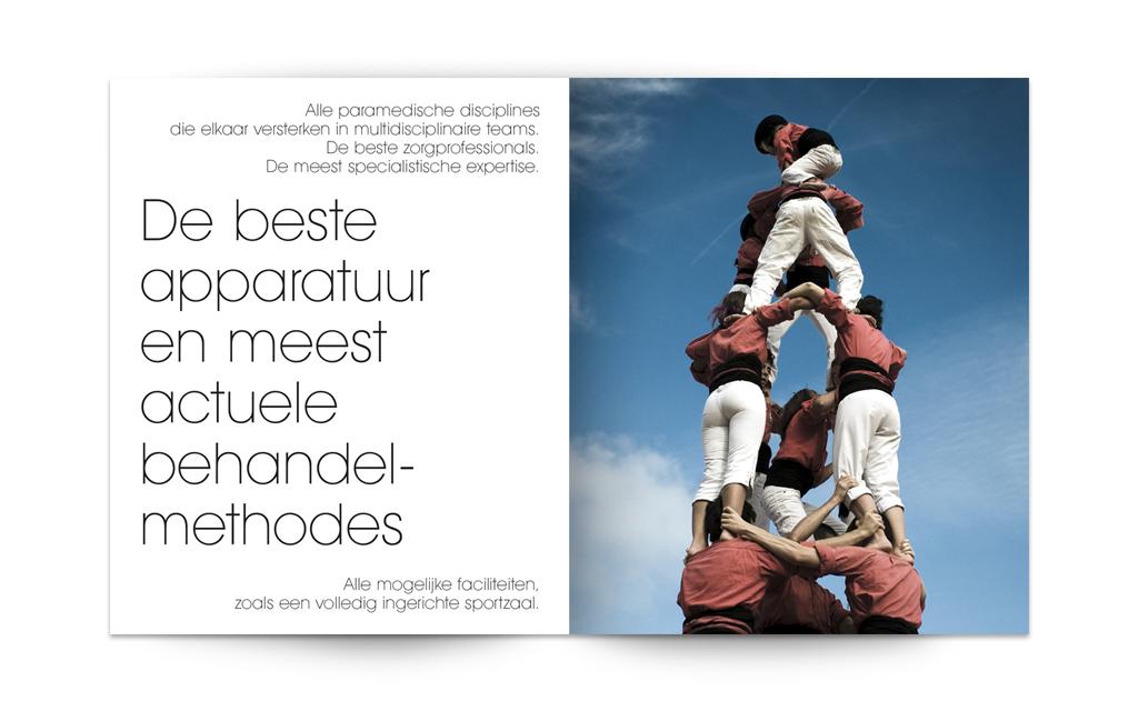 Ontwerp spread brandbook Paramax