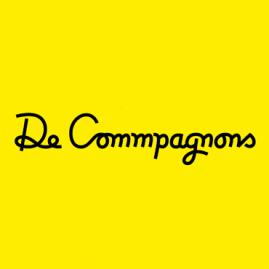 Ontwerp huisstijl logo De Commpagnons